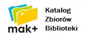 Katalog zbiorów biblioteki MAK+