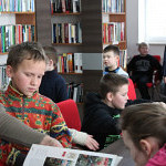 Wycieczka dzieci z Wieprzowa