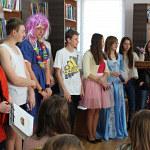 Międzynarodowy Dzień Teatru w Bibliotece