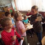Biblioteka z EkoPaką w Szkole Podstawowej Nr 3 w Tomaszowie Lubelskim