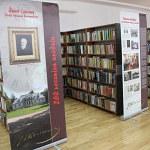 Kraszewski w bibliotece