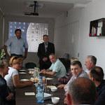 Wizyta samorządowców ze Stoczka Łukowskiego
