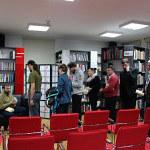 Spotkanie Andrzeja Pilipiuka z czytelnikami
