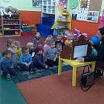 Odwiedziny w przedszkolu