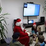 Mikołaj u dzieci