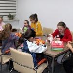 Mikołajkowe spotkanie Młodzieżowego Dyskusyjnego Klubu Książki
